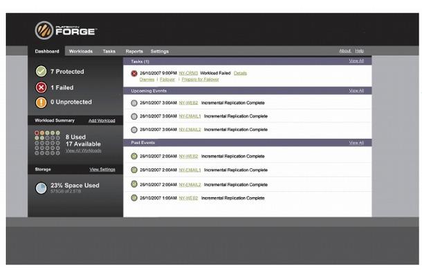 ノベル、「PlateSpin」データセンター運用/仮想化管理製品群の最新版を発表