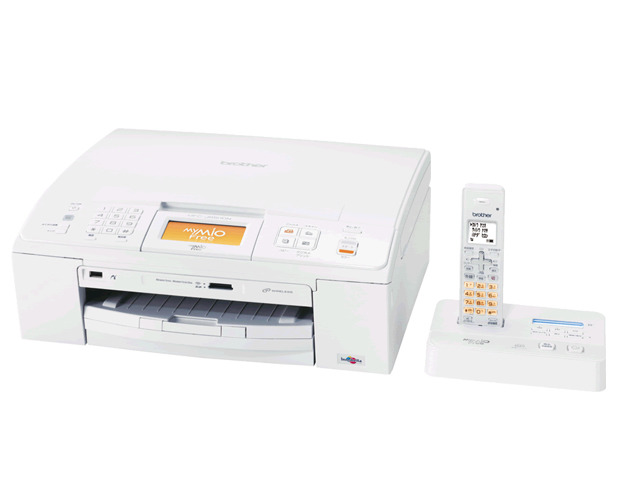 ブラザー、無線ファックス機能 ... : キーボード プリント : プリント