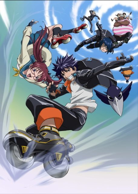Air Gear / 2006 / Online Anime Dizi �zle
