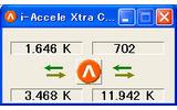 外出先では、自宅よりも遅い通信速度にイライラが募ることも多いはず。そのようなモバイルユーザに、PCのモバイル使用時の通信速度アップの手段として通信高速化ツール「i-Accele Xtra」の使用を提案したい。の画像