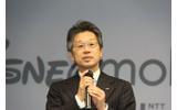 NTTドコモ 執行役員 マーケティング部 部長 永田清人氏の画像