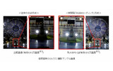 新開発「RGBWコーディング」方式による鮮明な画像の画像