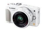 自分撮り対応ミラーレス一眼デジカメ、Wi-Fi搭載・スマホ連携NFC対応パナソニック「LUMIX」