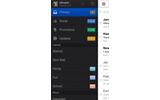 Gmail for Android 4.0+ と Gmail for iPhone / iPad では、アプリ起動時には優先順位の高いタブのメールがまず表示される。の画像