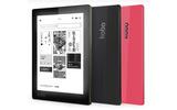 楽天とKobo社、電子ブックリーダー最新機種「Kobo Aura」を日本でも発売