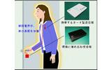 NTT、人体の表面を伝送路とするヒューマンエリア・ネットワーク技術を開発