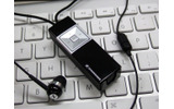iPhone OS 3.0では再生・停止・音量調整のみの画像