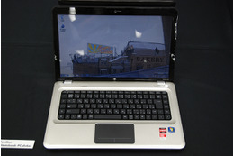 日本HP、夏モデルのノートPC販売開始――「HP Pavilion Notebook PC dv6」「HP G62 Notebook PC」