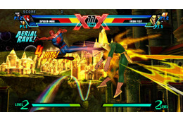 PlayStation Vita版ならではの機能も盛り沢山!『ULTIMATE MARVEL VS. CAPCOM 3』