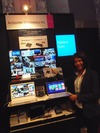 【The Microsoft Conference 2014】Actiontec、Miracast/WiDiワイヤレスディスプレイレシーバーを展示