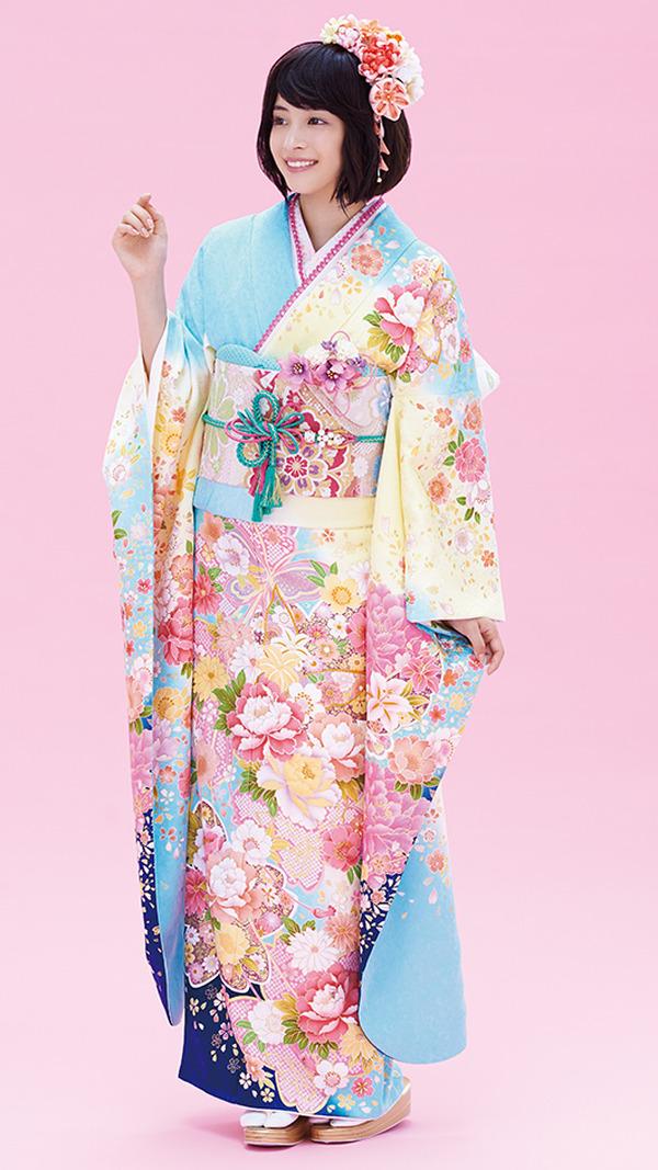 どの着物姿が好き?可愛すぎる広瀬すずが公開中 8枚目の写真・画像