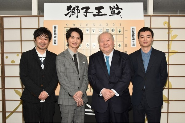 映画『3月のライオン』のイベントに出た加藤一二三