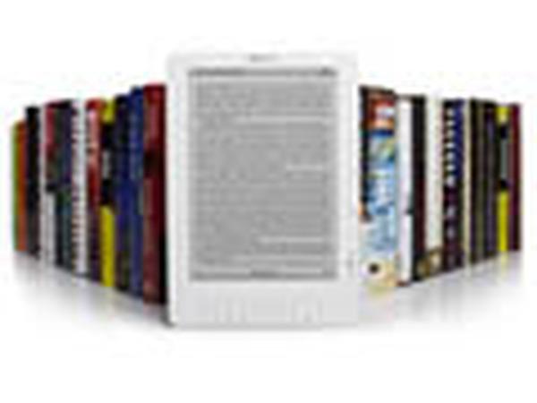 米アマゾン・ドットコム、電子書籍用端末「キンドル(Kindle ...