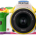 「TOWER RECORDS×PENTAX RAINBOW K-x」の正面