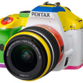 「TOWER RECORDS×PENTAX RAINBOW K-x」の斜め