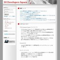 「SH Developers Square」サイト(画像)