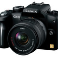 「LUMIX DMC-G10」
