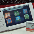 Android搭載タブレット「LifeTouch」