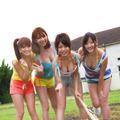 写真左から鎌田奈津美、小泉麻耶、中村静香、村上友梨(c)Gakken Publishing