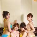 写真左から村上友梨、小泉麻耶、中村静香、鎌田奈津美(c)Gakken Publishing