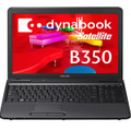「dynabook Satellite B350」