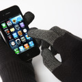 「iTouch Gloves(アイタッチグローブ)」(iPhoneは別売)