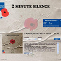 「2 Minute Silence」公式サイト