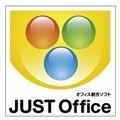 「JUST Office」ロゴ