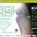 「DOCUMENTARY of AKB48 to be continued」オフィシャルサイト