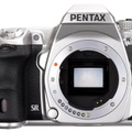 「PENTAX K-5 Limited Silver」