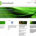 「Green Touch」サイト(画像)