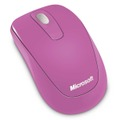 「Microsoft Wireless Mobile Mouse 1000」ダリアピンク