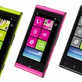 「Windows Phone IS12T」(東芝製)