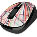 「Wireless Mobile Mouse 3500 Artist Edition」の「Mike Perry(マイク ペリー)」デザインモデル