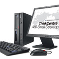Athlon 64 X2搭載のThinkCentre A60 Small Desktop