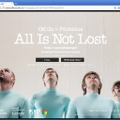 Googleからの新年メッセージ「All Is Not Lost」