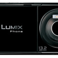 「LUMIX Phone 101P」ブラック