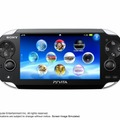 PlayStation Vita 本体