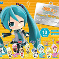SNOW MIKU 2012 『初音ミク and Future Stars Project mirai』『初音ミク -Project DIVA-』 『初音ミク and Future Stars Project mirai』ジッパーチャーム(全10種)