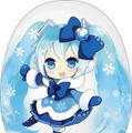 SNOW MIKU 2012 『初音ミク and Future Stars Project mirai』『初音ミク -Project DIVA-』 「雪ミク 2012」パンチング