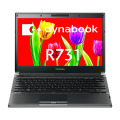 「dynabook R731」正面