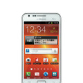 「GALAXY S II LTE SC-03D」Ceramic White