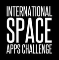 「International Space Apps Challenge」ロゴ
