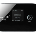 LTE対応Wi-Fiルータ「Pocket WiFi LTE(GL04P)」