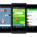 Windows Phone版「LINE」