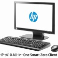「HP t410 All-in-One Smart Zero Client」