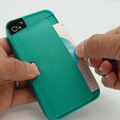 「Qcard case for iPhone4S/4」