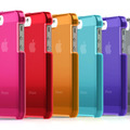 「TUNEWEAR TUNESHELL RubberFrame for iPhone 5」