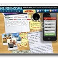 「Online Income Solutions」というWebサイト