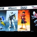 「TAMASHII NATION2012-5TH ANNIVERSARY-」で紹介されるアイテム